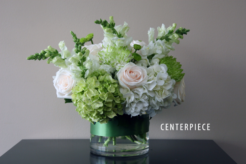GREEN CENTERPIECE 2