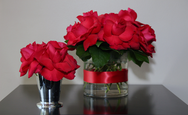 ROSE CENTERPIECE COLLECTION