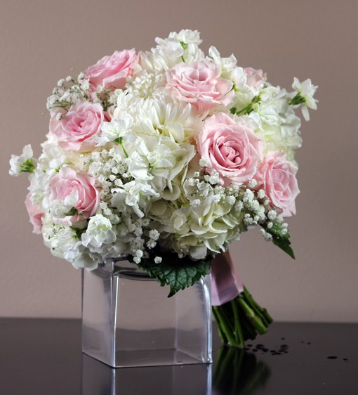 Bridal Flowers Blush Pink : Blush pink collection bridal flowers to go