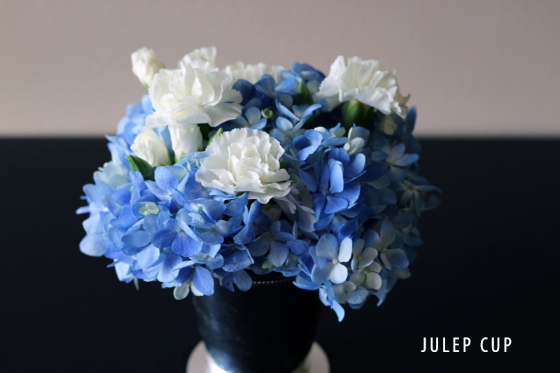 SOMETHING BLUE JULEP CUP